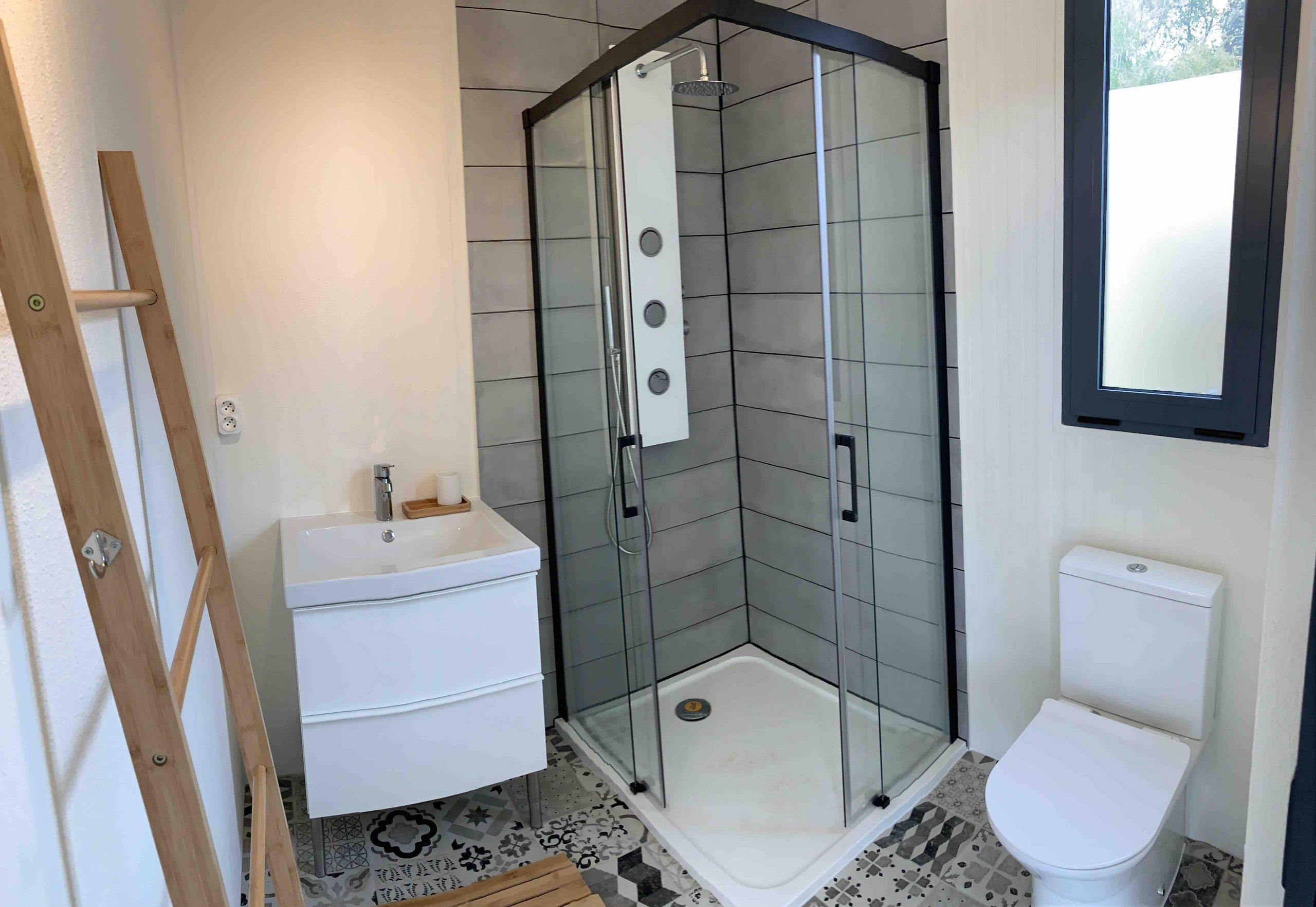 Montinho Garden studio 2 Bathroom