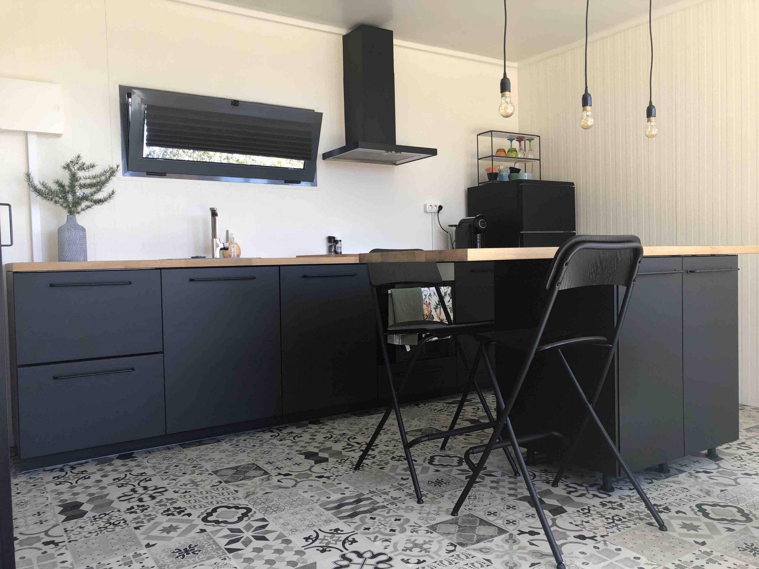 Montinho Garden studio 2 kitchen