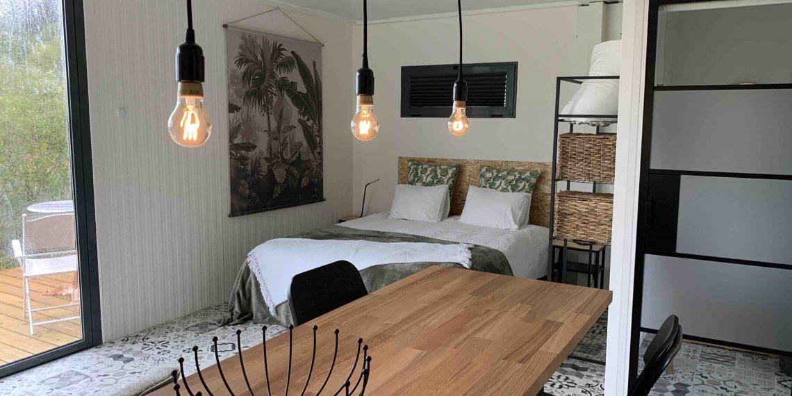 Montinho Garden studio 2 bed