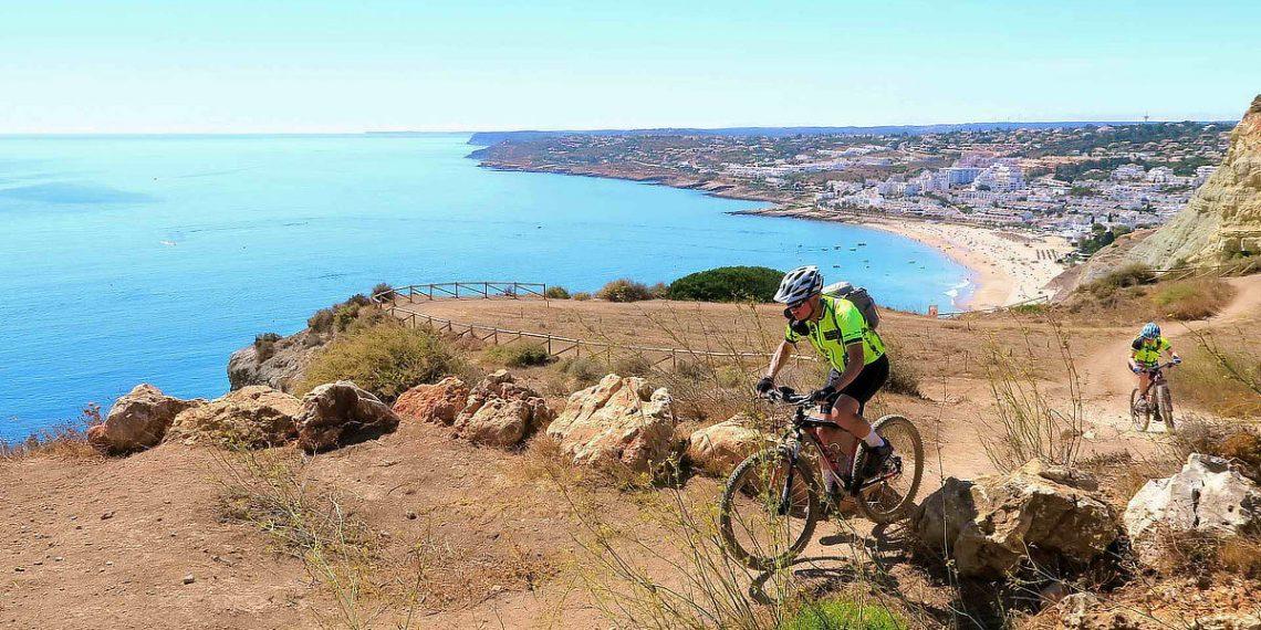 Mountain biking Algarve