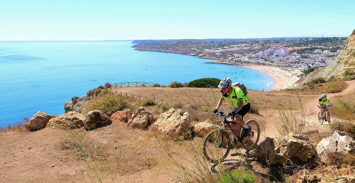 Mountain biking Algarve