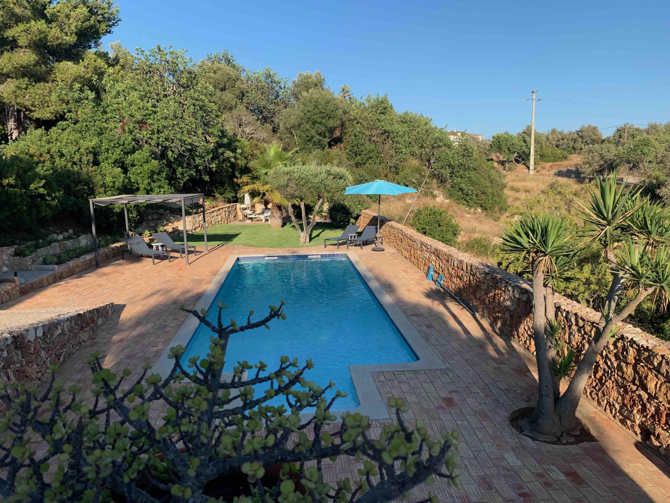 Swimmingpool Montinho 2021