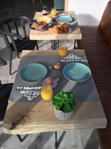 Montinho breakfast
