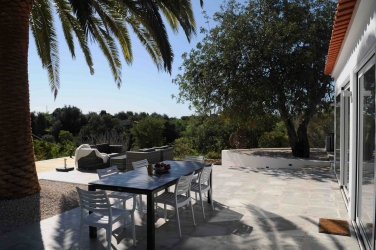 Montinho B&B Main terrace