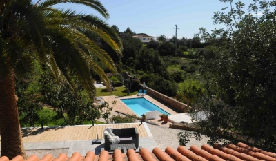 Montinho B&B View on pool