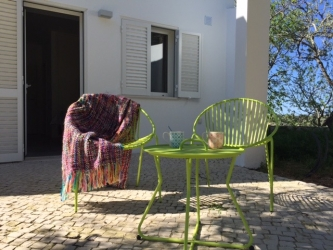 Montinho B&B Terrace suite Azul