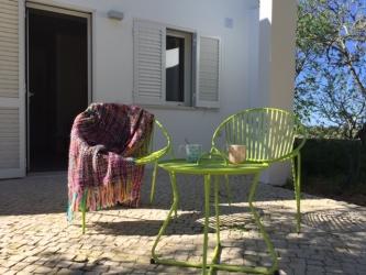 Montinho B&B Terrace suite Azul